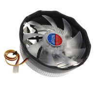 RGB CPU Cooler Cooling Fan Heatsink 2200RPM Alloy Bearing for AMD Socket
