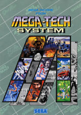 Sega Mega-Tech System -Game Cart- (Jamma Jvs Arcade Pcb)