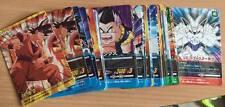 Carte Dragon Ball Z DBZ Data Carddass 2 Part 5 #Reg-Rare Set 2006 MADE IN JAPAN