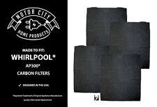 Carbon Pre-filter 4 PK to fit Whirlpool AP300, AP350, AP450 & AP510; 8171434K