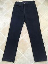 Womens, Not Your Daughters Jeans NYDJ Blue Size US2 AU6-8, Straight Cotton Blend