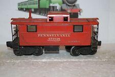 O Scale Trains Lionel Pennsylvania All Metal Caboose 477618 RESTORATION