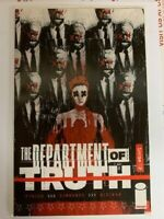 Department Of Truth #2 1:50 Variant Cover Tynion Image Comics OPTIONED HOT!!