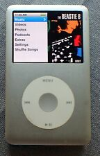 iPod Classic 512Gb microSd storage, 7th generation silver