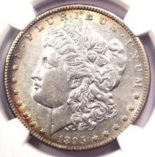 1895-O Morgan Silver Dollar $1 Coin - NGC AU55 - Near MS/UNC - $2,550 Value!