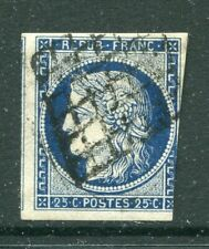 France 1849 Used #6