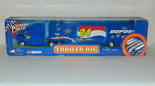 2002 JEFF GORDON 1/64 SCALE WINNERS CIRCLE TRAILER RIG PEPSI ASST NO 30255