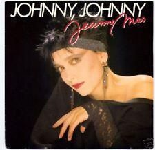45T - JEANNE MAS / johnny johnny