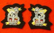 Light Dragoons Mess Dress Collar Badges Light Dragoon Mess Kit Badge