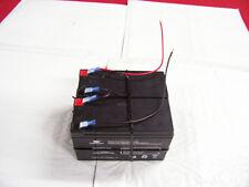 24V battery for Peg Perego  24 Volt Gaucho Polaris Ranger Replaces YELLOW batt