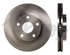 ADVICS A6F060 Front Disc Brake Rotor