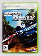 Pal version Microsoft Xbox 360 Sega Rally