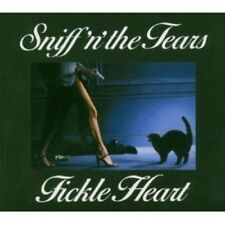 SNIFF'N'THE TEARS - FICKLE HEART/NEW EDITION  CD NEU