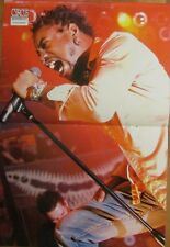 Sevendust,  LaJon Witherspoon, Two Page Centerfold Poster