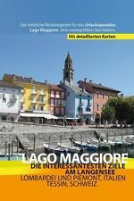 Lago Maggiore - Reiseführer von Robert Hüther (2014, Taschenbuch)