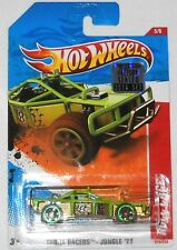 2011 HOT WHEELS RLC FACTORY SET THRILL RACERS JUNGLE ROLL CAGE
