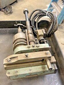 Bechler Turning Thread Chasing Attachment Screw Cutting Machine Swiss Lathe