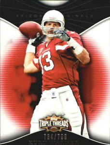 2009 Topps Triple Threads Football Card Pick