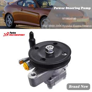For 2000-2006  Hyundai Elantra Tiburon 2.0L 571002d100 Power Steering Pump
