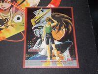 Upper Deck 2000 Gundam Wing Series 1 Heero Yuy Pilot Chase Card GC-8