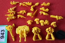 Games Workshop Space Crusade Space Marines WH40K Operation Dreadnought Yellow