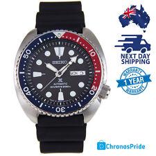 SEIKO PEPSI Turtle Prospex SRP779 SRP779J1 Rubber Automatic JAPAN Diver Watch