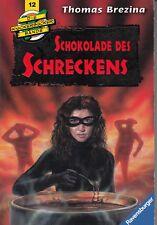 Thomas Brezina - Die Knickerbocker-Bande - Schokolade des Schreckens - Nr. 12