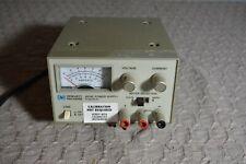 Hp 6214c Dc Power Supply 0 10v0 1a Hewlett Packard