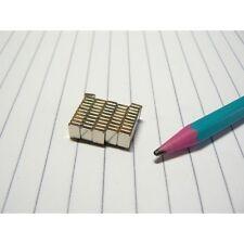 A004 Permanent Magnet 6x4x1.5 N45 Neodymium Rare Earth Neodymium Magnet Strong