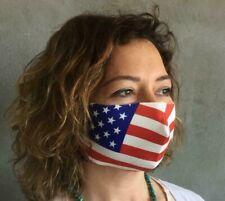 American Flag Protective Face Mask Washable Reusable Men & Women