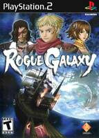 Rogue Galaxy (Sony PlayStation 2, PS2, 2007)