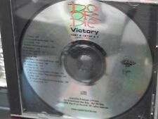 Do Or Die - Victory PROMO CD Rap-a-Lot