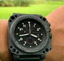 Rhyno Watch 50mm Forged Carbon timepieces