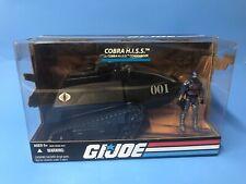 G.I. Joe 25th Anniversary 2008 Cobra HISS w/ Cobra Hiss Commander - MISB HASBRO