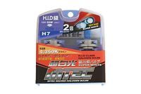 2 x H7 55W 12V 4350K Super White HID Halogen Bulbs Lamps Lights Original MTEC