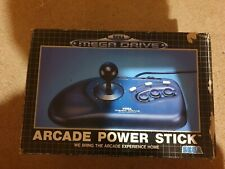 SEGA MEGA DRIVE ARCADE POWER STICK - BOXED