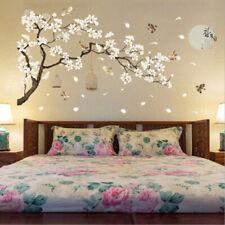 DIY Flower Tree Removable Mural Vinyl Decal Wall Sticker Waterproof Room Decor