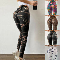 Tik tok Leggings Women Yoga Pants Seamless Tight High Waist Booty Gym Fitness