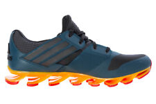 Adidas Springblade Solyce Blue Orange Mens Running Shoes AQ5240 NEW All Sizes