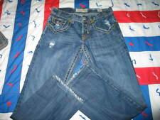 Men's MEK DENIM USA. Jeans OAXACA Boot Cut  Low Rise Size 29x34