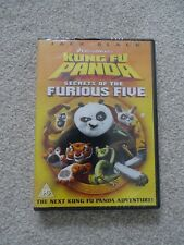 BRAND NEW STILL SEALED Kung Fu Panda: Secrets of the Furious Five DVD