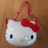 SANRIO Hello Kitty Popcorn Bucket Limited  Very Rare case Figure Japan