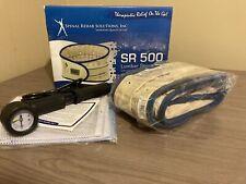 Spinal Rehab Solutions inc SR500 Lumbar Spinal Air LSO Brace Size ~ MEDIUM