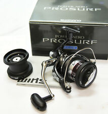"2015 NEW Shimano POWER AERO PRO SURF ""The Thickest Line Model"" Spinning Reel"