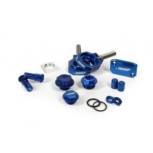 Husaberg FE450 2011 2012 2013 2014 Bling Kit Blue RHK