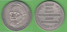 Hermann Schulze-Delitzsch Delitzsch Potsdam AR(1000)-Med. ca. 25,65 g