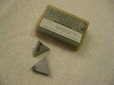 Valenite Tpg 432 2g Diamond Tip Carbide Insert