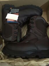 Red Wing Safety Toe Cap Style 3547Insulated Safety Work Boots sz UK 7
