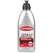 CARLUBE ATF-U AUTOMATIC TRANSMISSION FULLY SYNTHETIC FLUID -1L