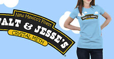 Breaking Bad tshirt Ben and Jerry's top Walter White Crystal meth Ice cream